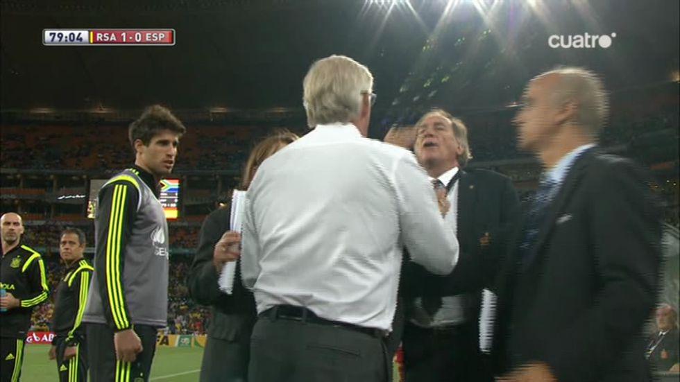 """Igesund: """"El árbitro cambió las reglas en el terreno de juego"""""""