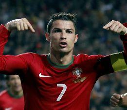 Cristiano Ronaldo es el favorito para llevarse el Balón de Oro