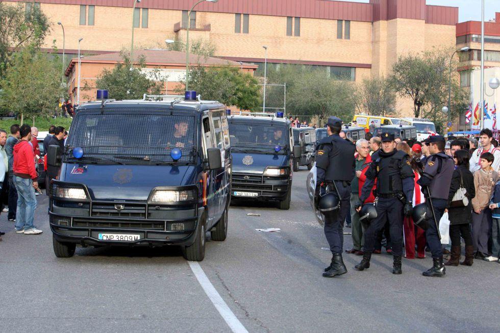 La pasada temporada hubo 139 detenidos y 511 expulsados