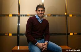 "Casillas: ""Voté a Cristiano, me sorprendería que no ganase"""