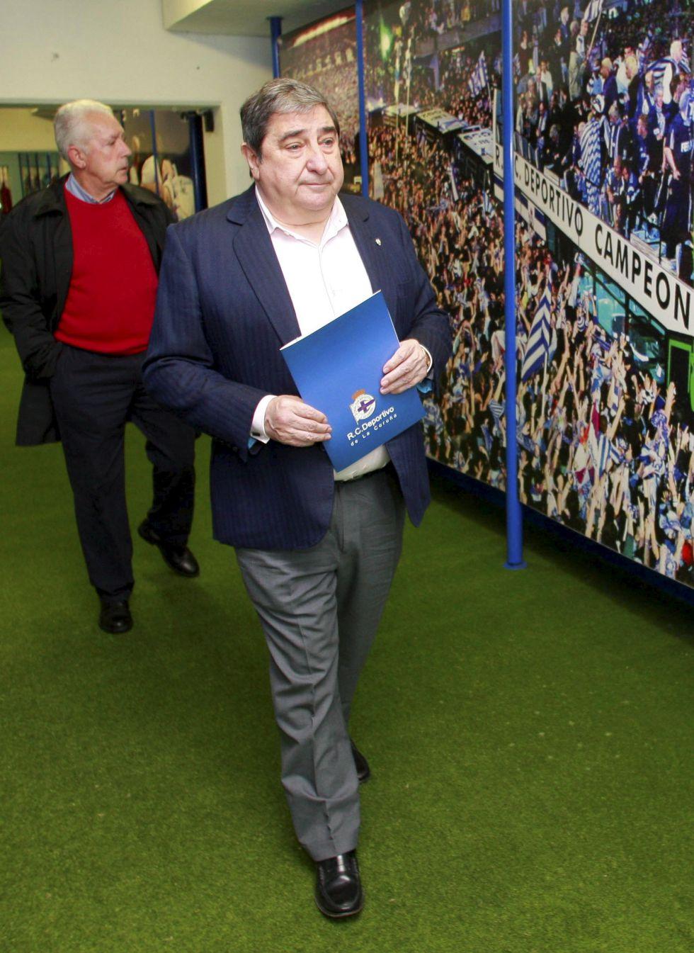 El Deportivo presenta una deuda de 170 millones de euros
