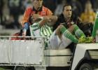 Xavi Torres, operado con éxito de su lesión en el pie izquierdo