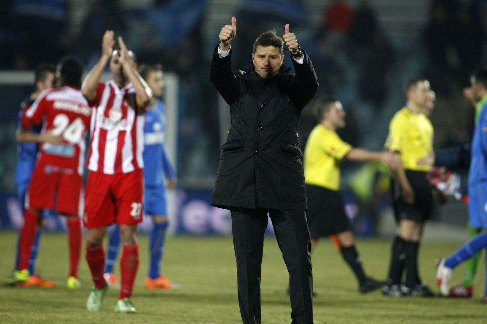 Javi López suple como técnico del Girona a Ricardo Rodríguez