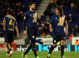 Gerard llama a ocho jugadores del Barcelona; Puyol, fuera