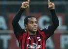 El Milán negocia en Brasil el traspaso de Robinho al Santos