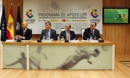 Nace la LFP World Challenge: Tebas cuenta con Madrid y Barça