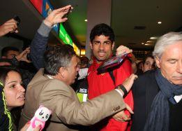 """Diego Costa: """"Tenemos gente para poder parar a Messi"""""""