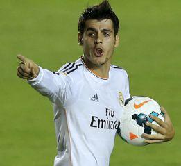 Álvaro Morata negocia una cesión al Arsenal o al Tottenham