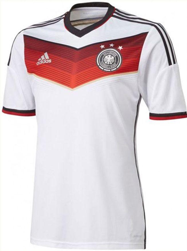 Las camisetas para el Mundial 2014 - AS.com 976636007abec