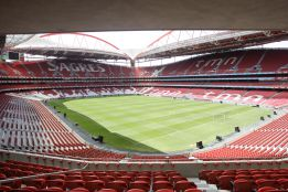 El Benfica jugará fuera de La Luz por el mal estado del césped