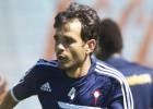 Borja Oubiña se lesiona y es duda para el partido del Betis