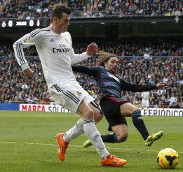 Gareth Bale es seria duda para la vuelta de Copa ante el Granada