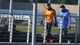 Ningún médico con nombre y apellido firma el parte de Bale
