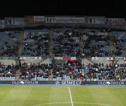 El Getafe duplica los precios en el partido contra el Real Madrid