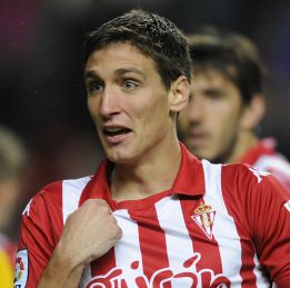 Scepovic, rojiblanco hasta 2018