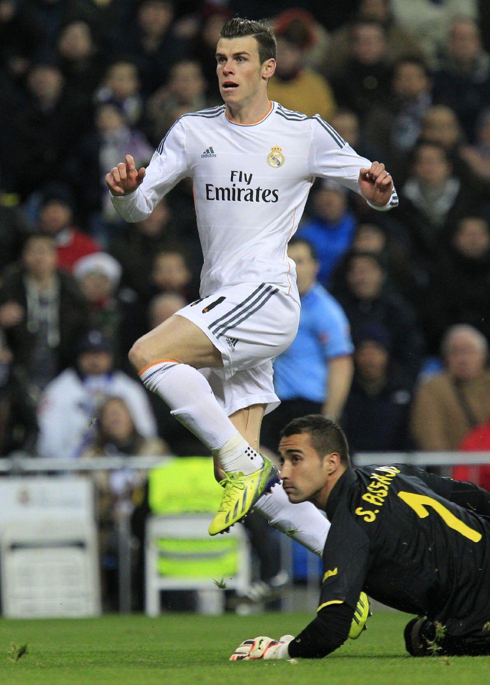 """Bale: """"Es bueno meter algo de presión a nuestros rivales"""""""