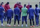 Valera, recuperado, estará ante el Madrid; Diego Castro es duda