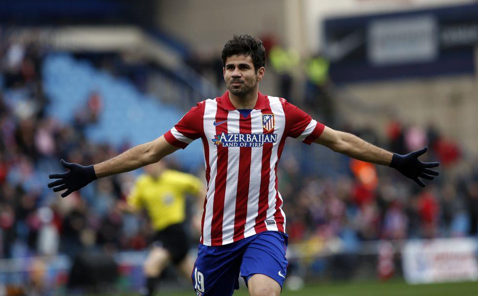 """Costa: """"Balotelli es un jugador de los mejores de todo el mundo"""""""