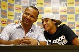 """Santos y DIS van a por Neymar, que está """"harto de esta mierda"""""""