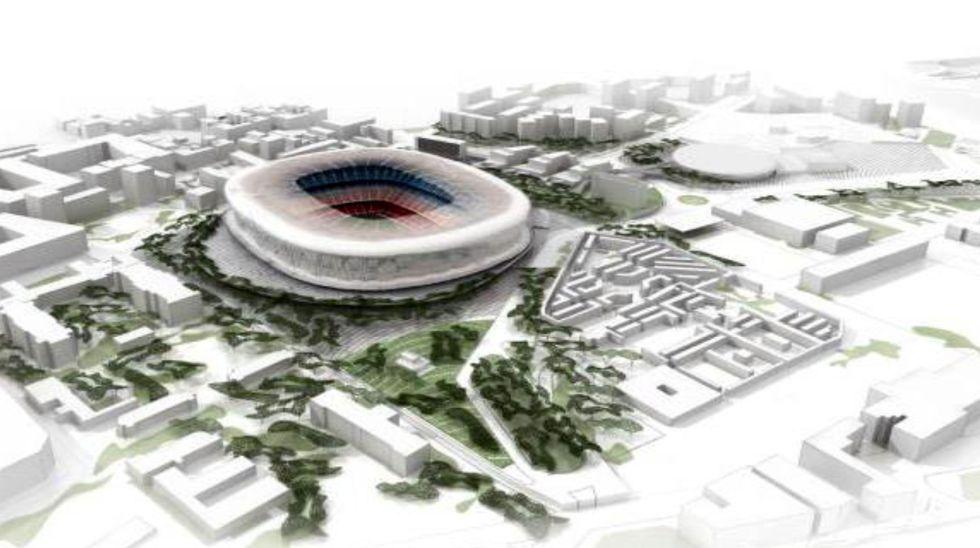 El 5 de marzo, referéndum sobre la remodelación del Camp Nou