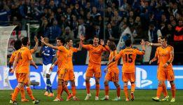 El Madrid pisotea la maldición