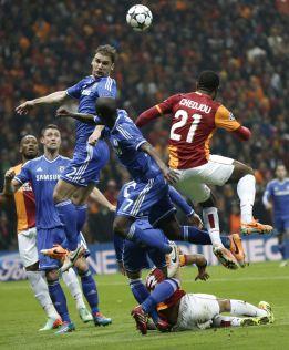 El Galatasaray neutraliza el gol de Fernando Torres