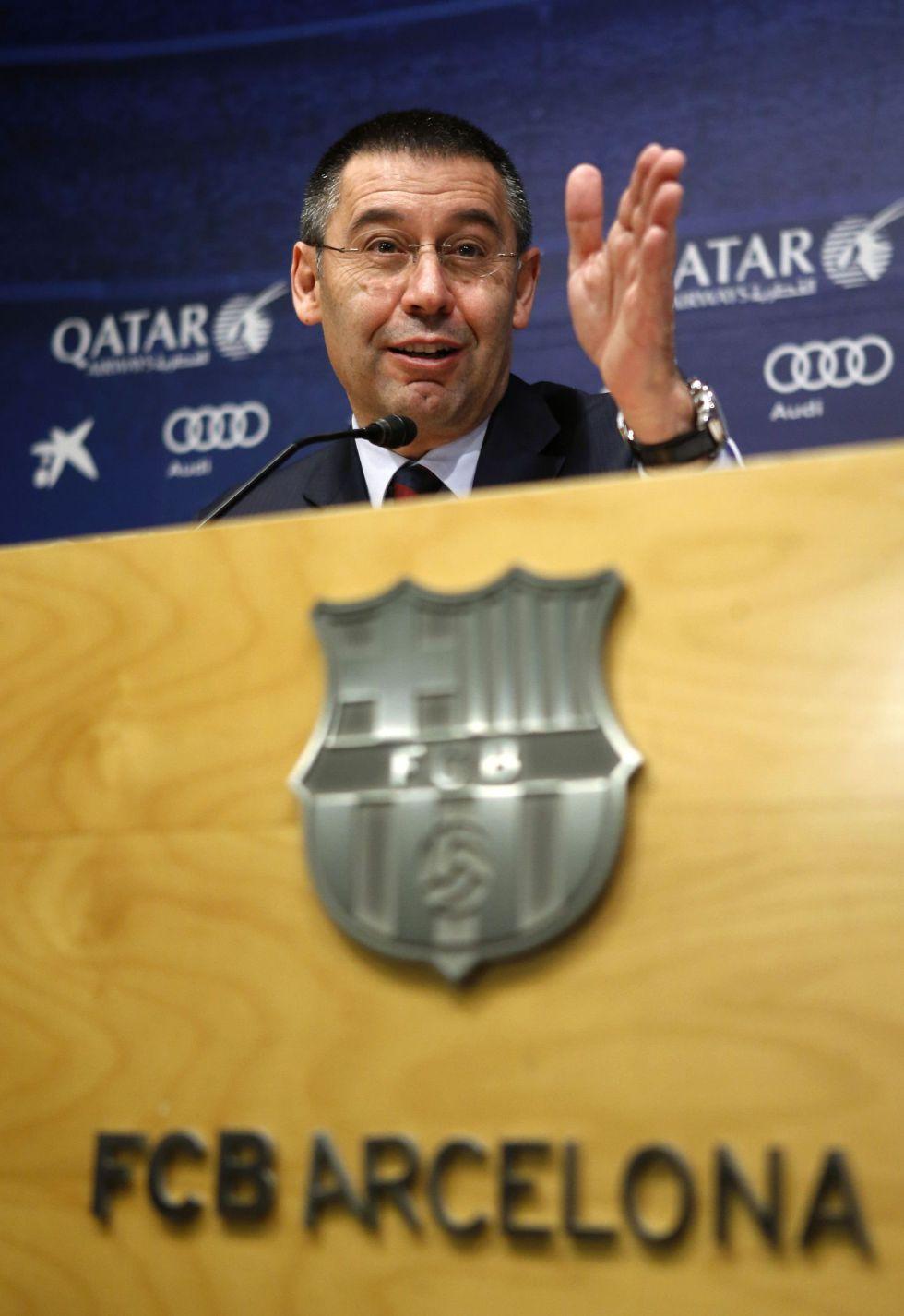 """""""No nos planteamos que no siga Martino, queremos renovarle"""""""