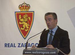 Jesús García Pitarch anuncia que quiere comprar el Zaragoza