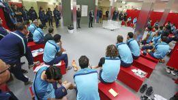 """Bartomeu se confiesa realista: """"La Liga está complicada"""""""