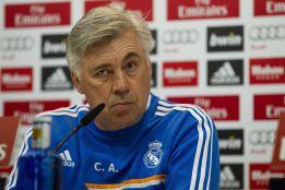 """Ancelotti: """"Diego López lo está haciendo bien; juega mañana"""""""