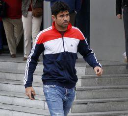 Diego Costa no tiene rotura pero es seria duda contra el Barcelona