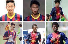 El fichaje del coreano Lee, de 16 años, origen del palo al Barça