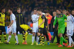 El Borussia-Real Madrid, visto por 7,4 millones de telespectadores
