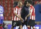 Muniain y Mikel Rico no se entrenan con el Athletic
