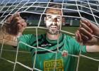 Botía entra en la lista del Elche para enfrentarse al Atlético