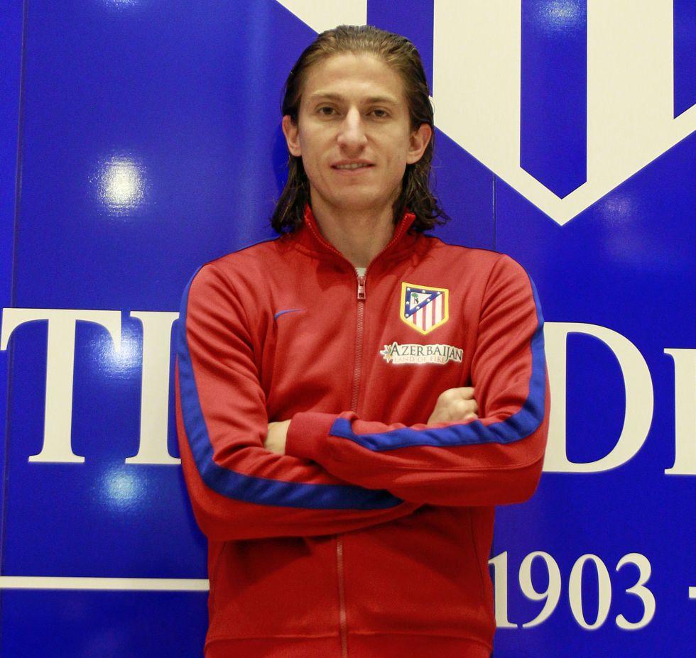 """Filipe Luis: """"Este va a ser el partido de nuestras vidas"""""""