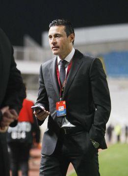 """Salvo: """"No entiendo cómo la UEFA pone un árbitro esloveno"""""""