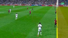 Posible fuera de juego de Cristiano antes de su gol
