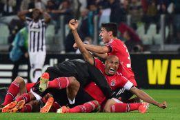 El Benfica aguanta en Turín con diez y jugará la gran final