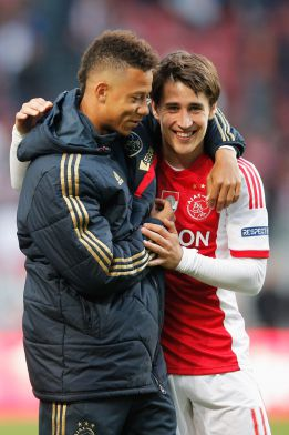 Bojan se despide del Ajax