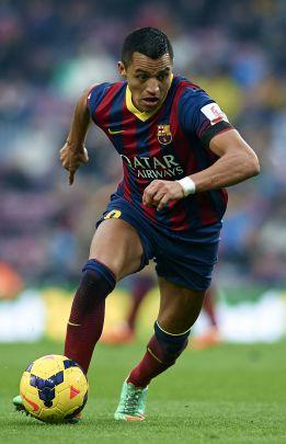El Arsenal, dispuesto a luchar con la Juve por Alexis Sánchez