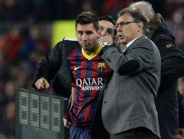 """Messi: """"No sé cuál es la idea del Tata, pero querrá seguir..."""""""