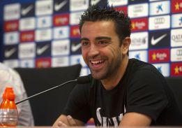 "Xavi: ""No queremos callar bocas, sólo queremos ganar la Liga"""
