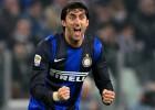 Diego Milito abandona el Inter