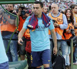 El Al-Jazira quiere a Xavi si el Barcelona le cierra la puerta