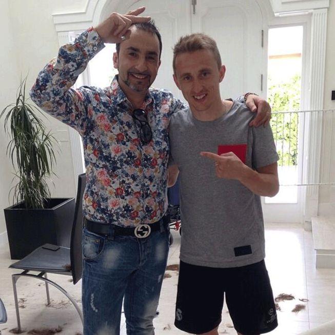Modric cumple: ganó la Décima Champions y se cortó su melena
