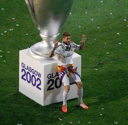 """Sergio Ramos: """"Ojalá pueda retirarme en el Real Madrid"""""""