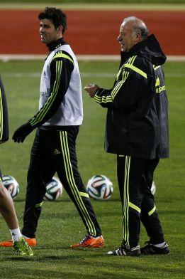 """""""No estamos seguros de que Diego Costa vaya a llegar"""""""