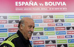 """Del Bosque: """"Deulofeu es un jugador singular. Creemos en él"""""""