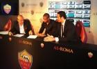 Keita se convierte en jugador de la Roma hasta junio de 2015